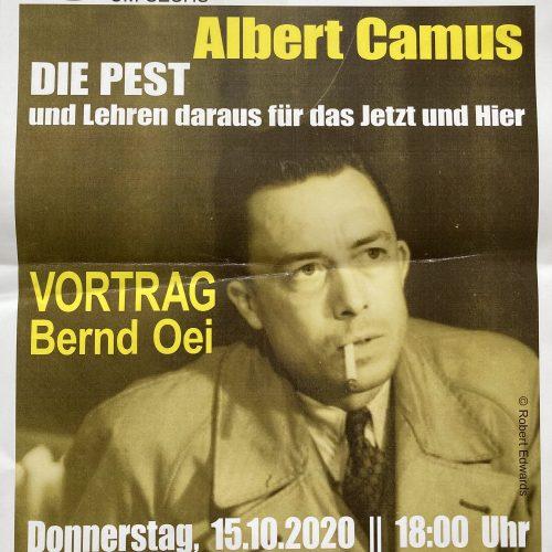 Camus - die Reise ans Meer, Liebe und Leben