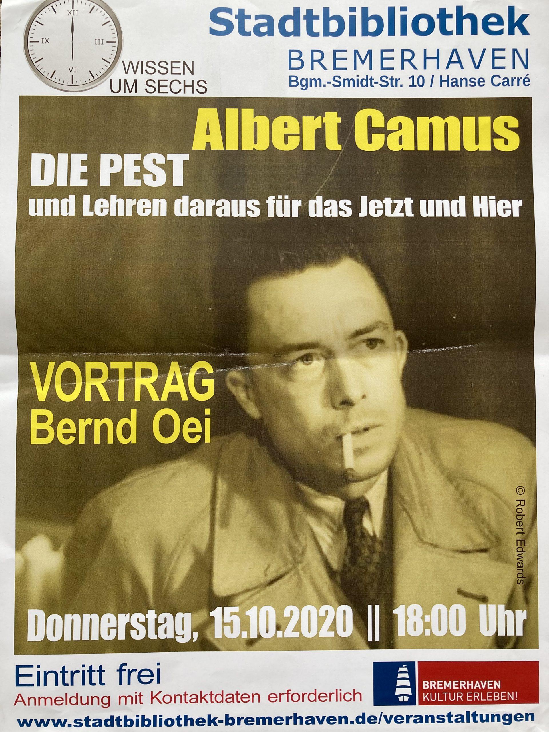 Camus – die Reise ans Meer, Liebe und Leben