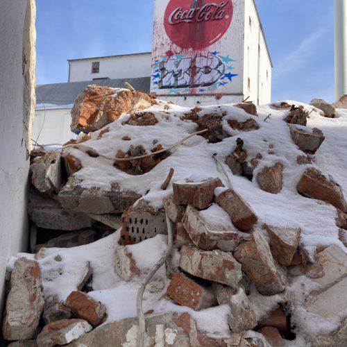 Duineser Elegien zwischen Graffiti und Coca Cola